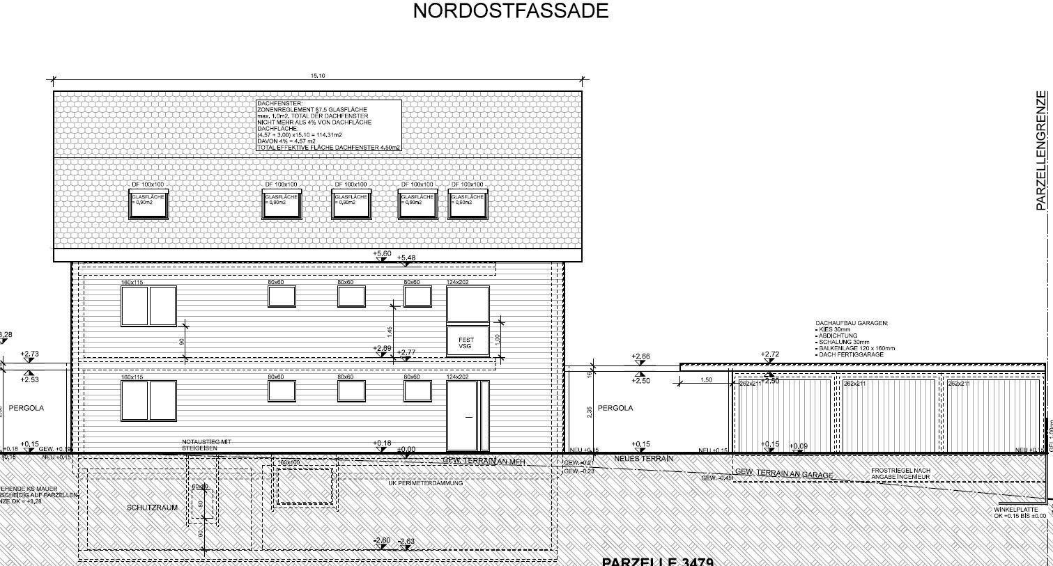 MFH Neubau Diegten